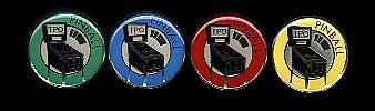 TPO Pinball Badges
